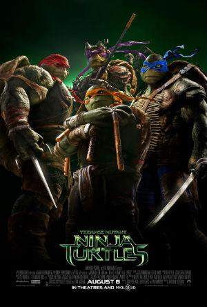 Teenage Mutant Ninja Turtles (720p)