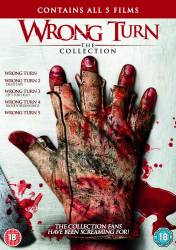 Wrong Turn - Collection (HDRip / BDRip - UNCUT / UNRATED)