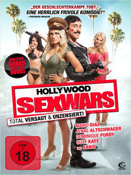 Hollywood Sex Wars (HDRip)