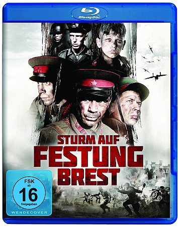 Sturm auf Festung Brest (HDRip)