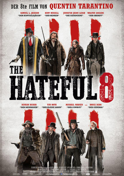 The Hateful 8 (DVDScr.LD.x264)